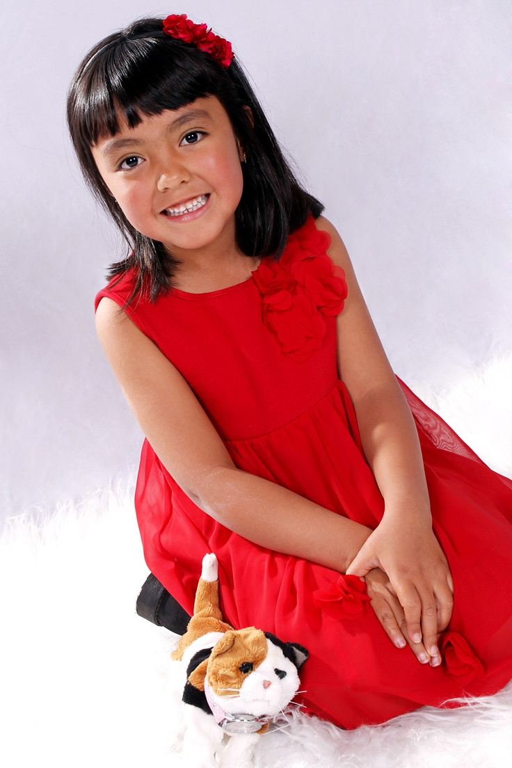Julie. she is my daughter, I miss her all the time. she is 6 years old and is the most important in my life.