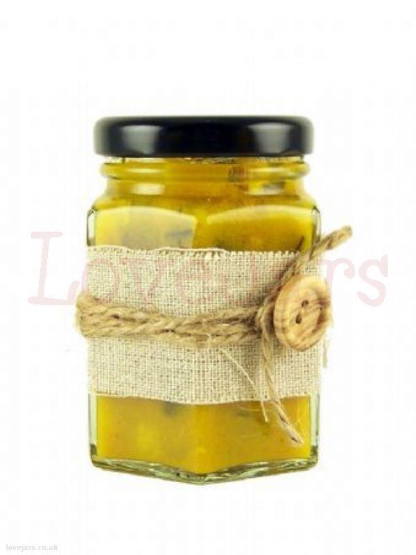 We love Jar Wraps - Plain Linen 50cm - find them in our online shop under Rosie's Pantry: Jar Wraps, Fabric Wraps