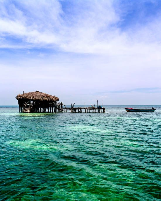 Jamaica - Pelican Bar in St. Elizabeth. Quite an experience!  Go to www.YourTravelVideos.com or just click on photo for home videos and much more on sites like this.