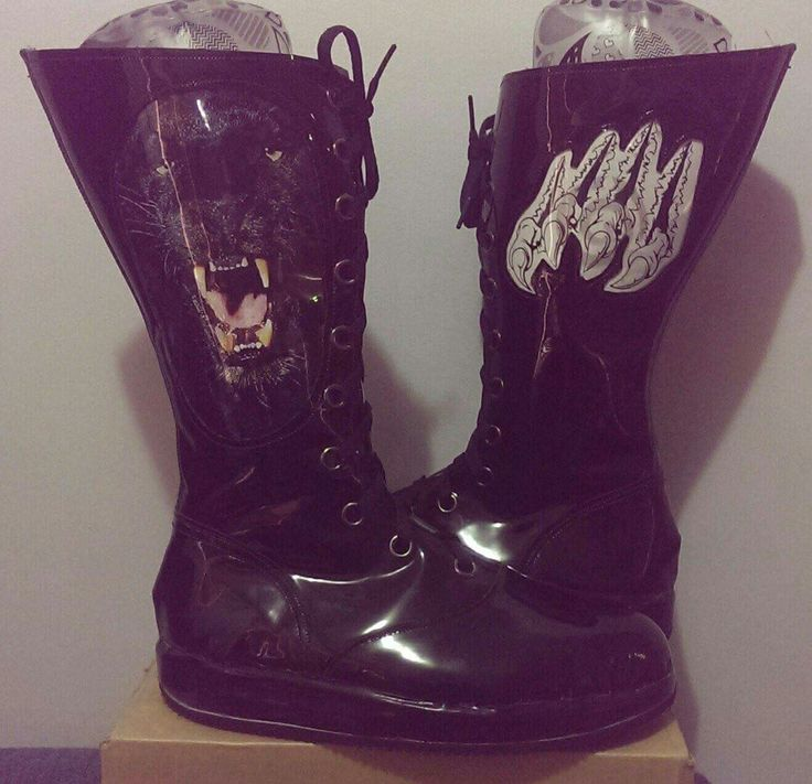 Panther boots