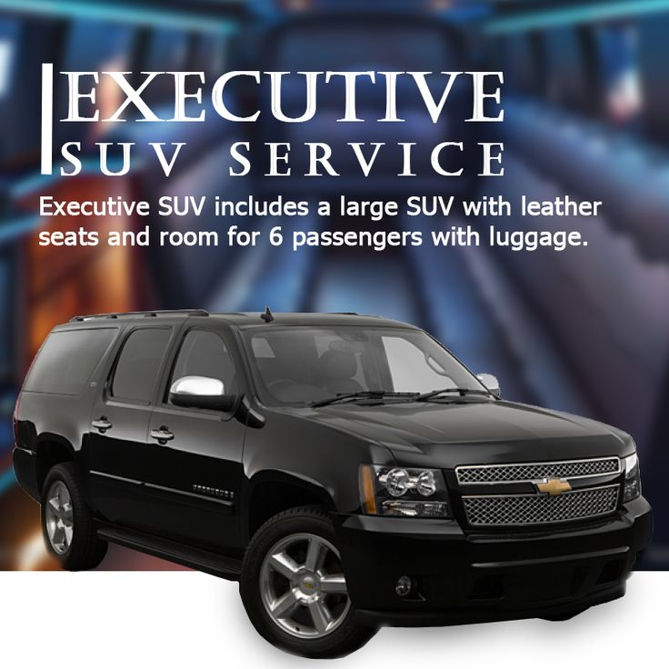 Blue Ribbon Car offer Executive SUV Service for airport transports, occasion transportation, business or corporate meetings, prom, graduation. Call us at 469-333-7800 or click here to learn more about our services.