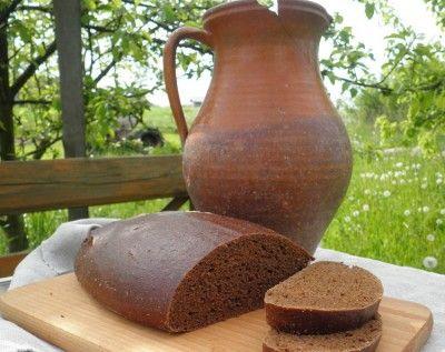 Литовский домашний хлеб