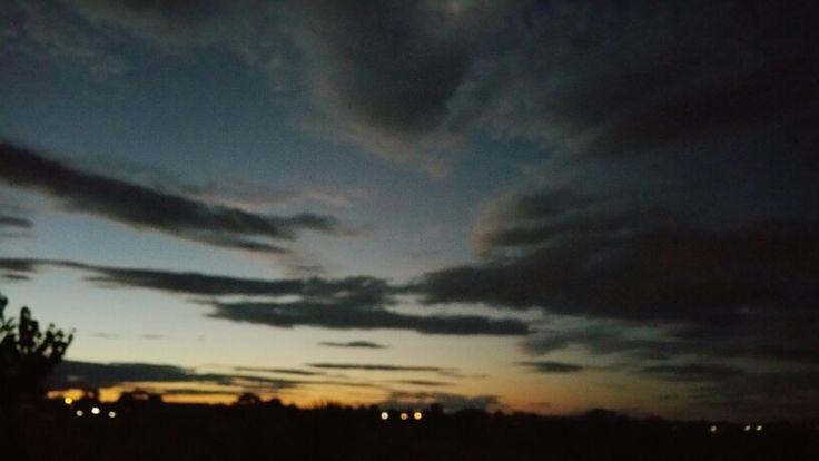 Night Sky April 2015
