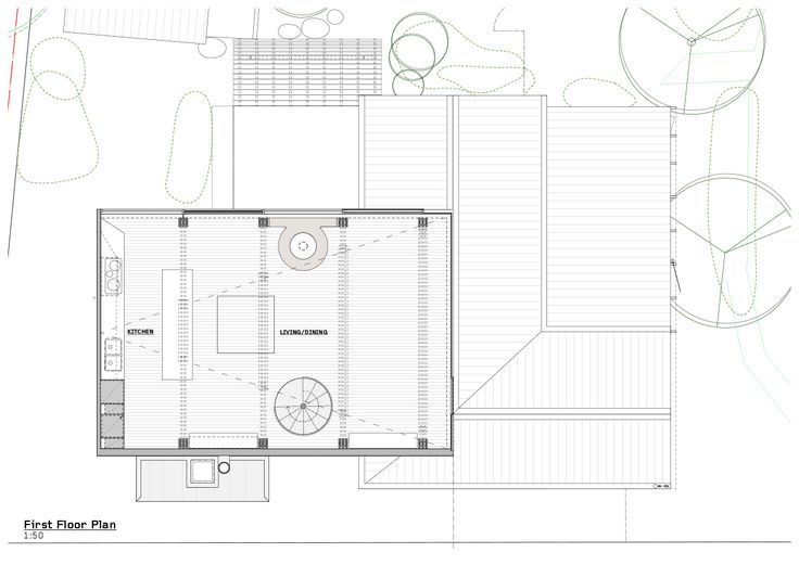 Adición de casa en Lorne, Australia - Austin Maynard Architects
