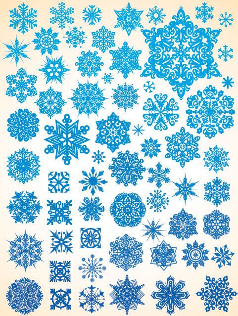snowflake vector material 1 download free vector snow flake vectors download free nature vectors 481x639