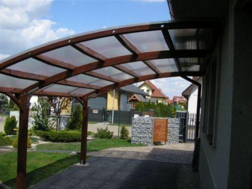 TerrassenUberdachung Holz Gebraucht ~ 1000+ ideas about Carport Holz on Pinterest  Carport Mit Schuppen