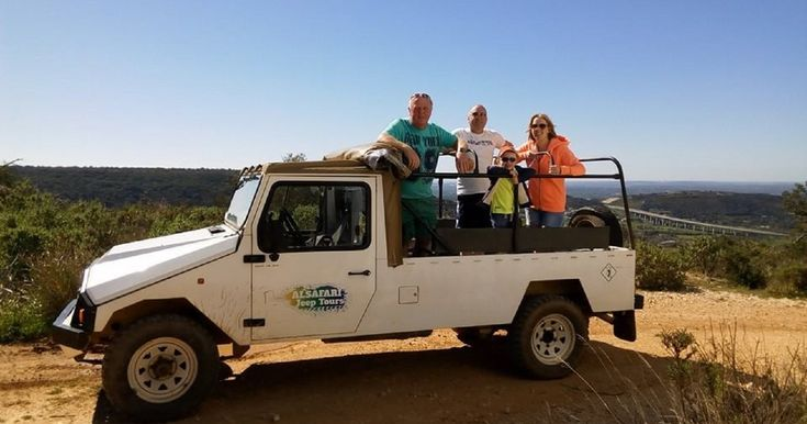 Discover a hidden part of the Algarve on a full-day 4WD Jeep safari in the countryside. Visit ancient villages and Arab castles, take in scenic views of waterfalls and streams and learn about the customs and traditions of this rustic rural area.
