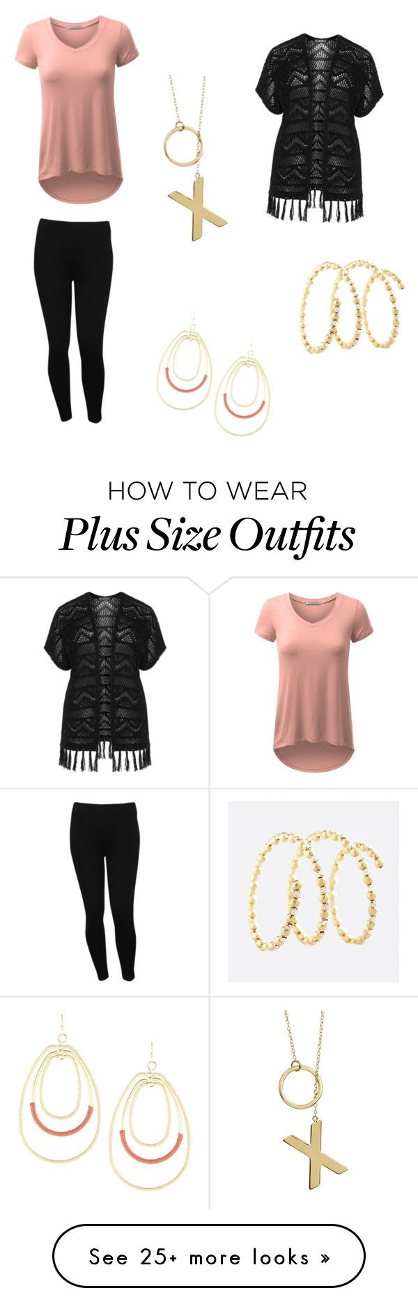 """Untitled #1"" by diciocln on Polyvore featuring M&Co, Verpass, Avenue, Lane Bryant and ADORNIA"