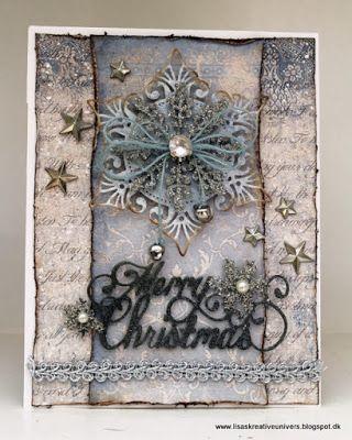 Lisas Kreative Univers: MERRY CHRISTMAS
