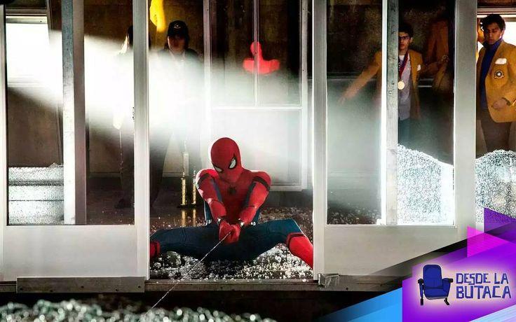 Ya fueron a ver #Spiderman #Homecoming? Desde hoy lo puedes disfrutar en tu sala de cine favorita