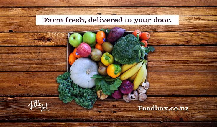 Little Lot | Local Fresh Produce from Foodbox.co.nz