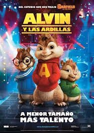 Baúl de noticias - Bagul de notícies: Alvin y las ardillas (Tim Hill)
