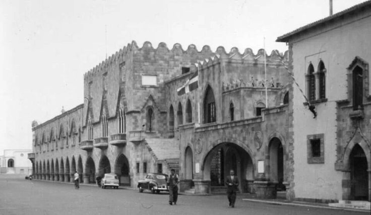 Mandraki circa 1960