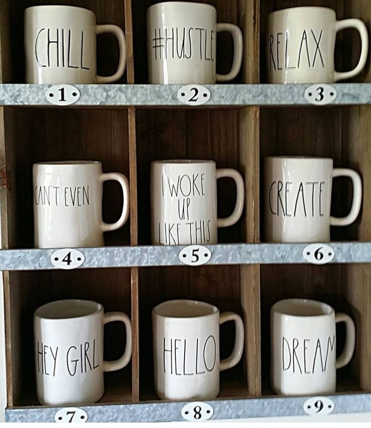 I need this organizer for my Rae Dunn mugs