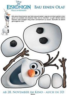 Die Eiskönigin- Völlig unverfroren- Bau einen Olaf