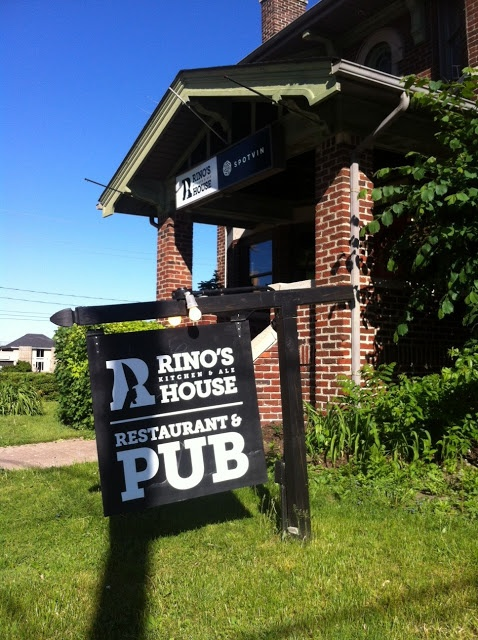 Rino's Kitchen and Alehouse, Windsor, ON