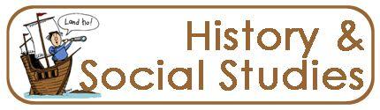 List of links for Elementary Social Studies