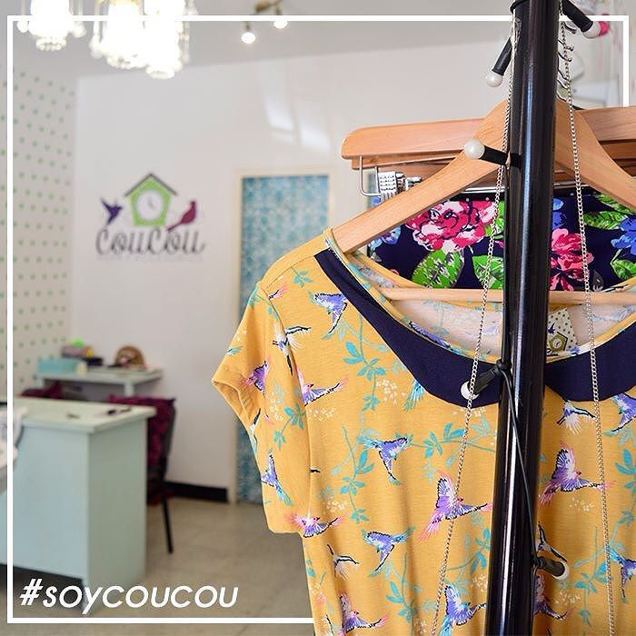 HOY estaremos hasta las 8:00 pm. Te esperamos!  #Cúcuta: calle 2N #7E-40 Los Pinos. RECUERDA que tenemos sistema de apartado.  AHORA contamos con DATAFONO para que realices tus pagos con tarjeta debito y crédito. Te esperamos!  #coucourya #coucouisrosy #fashion #chicacoucou #instamoda #instafashion #vintage #cucuta #compracolombian #apoyalocal #bogotá #medellin #bucaramanga
