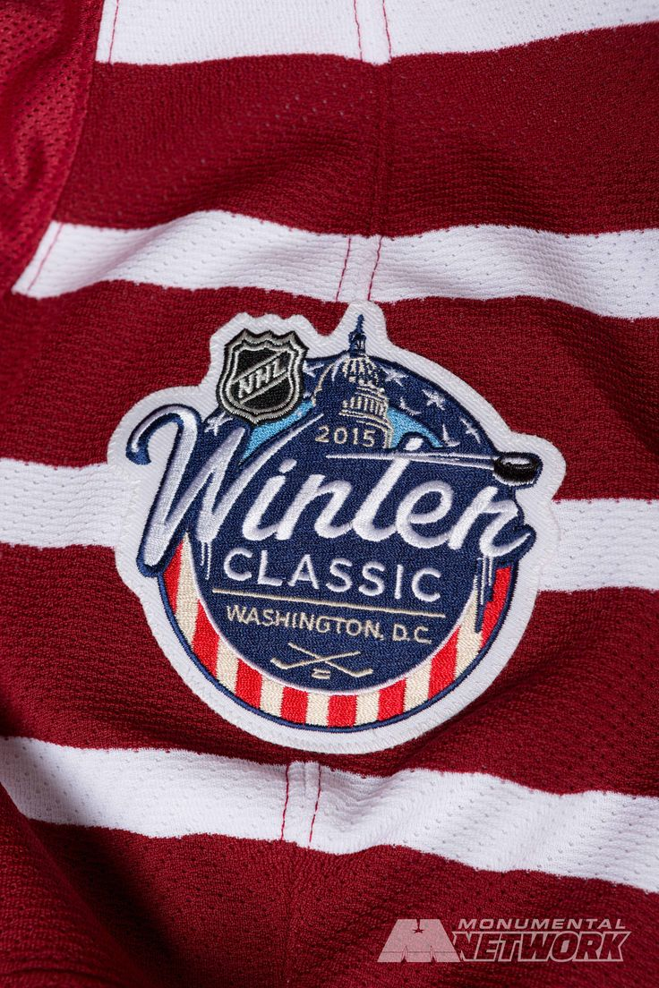 Get an exclusive first look at the uniforms the Capitals will wear when they take the ice for the 2015 Bridgestone NHL Winter Classic!
