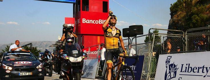 Sergio Pardilla Stage 4 Volta a Portugal