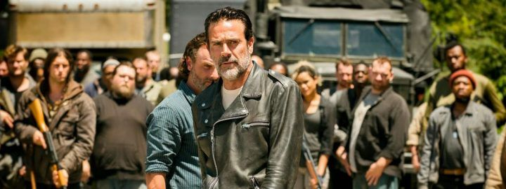 Walking Dead fans are going through some tough times. Season 7 saw the deaths of three major characters: Abraham, Glen, and Sasha—the last being totally badass. A potential W.G.A strike could also delay Season 8. So, waiting until October (an entire six months) is actually the best-case scenario.Advertisement But there is good news. Showrunner Scott …