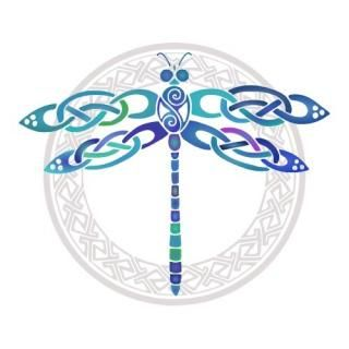 images of celtic dragonfly tattoos | celtic dragonfly tattoo