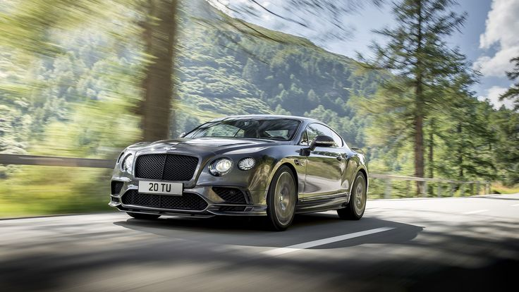 2018 Bentley Continental Supersports http://www.wsupercars.com/bentley-2018-continental-supersports.php