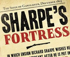 I've read all the Richard Sharpe series, and almost everything else by Bernard Cornwell. The series is set mostly during the Napoleonic Wars in the early 1800s.