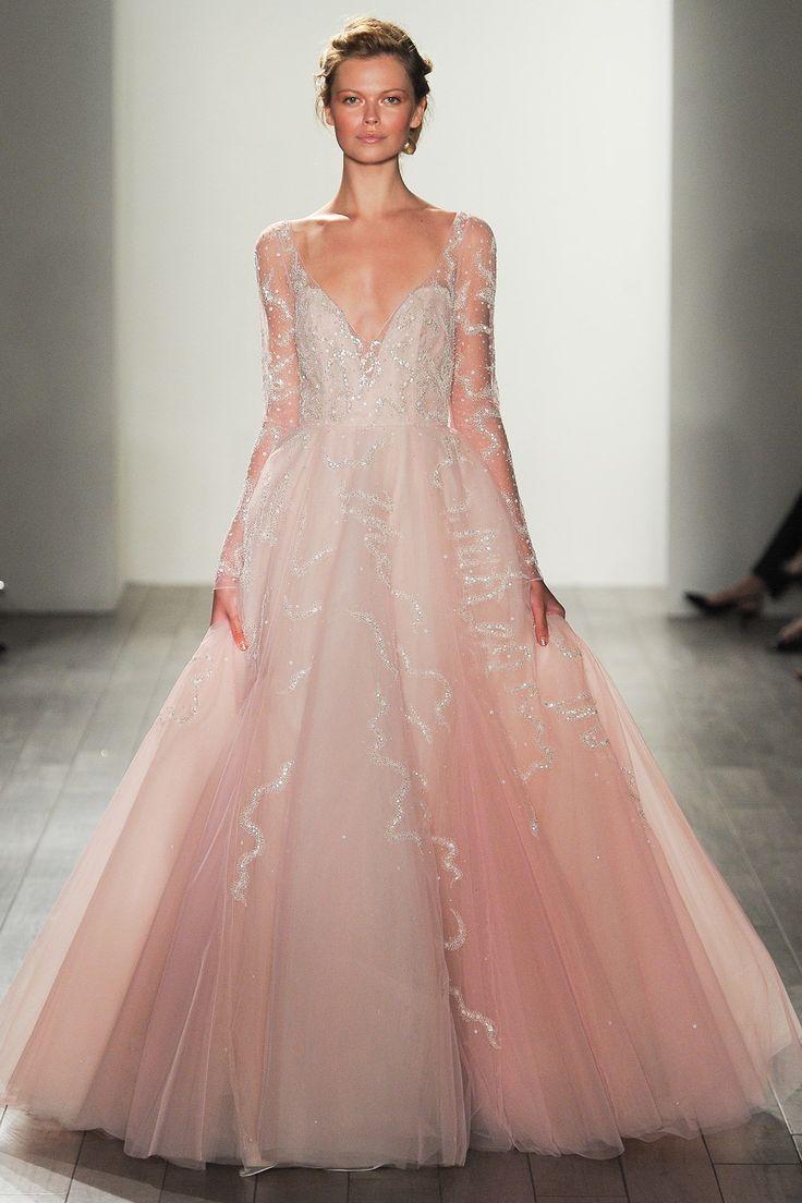 Excelente Vestido De Novia Jennifer Gifford Cresta - Ideas de ...
