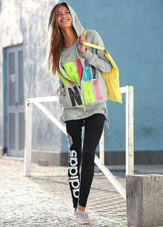 en yeni spor giyim  örnekleri