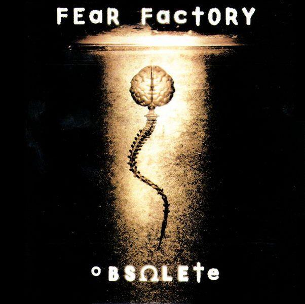 14 - Fear Factory Obsolete
