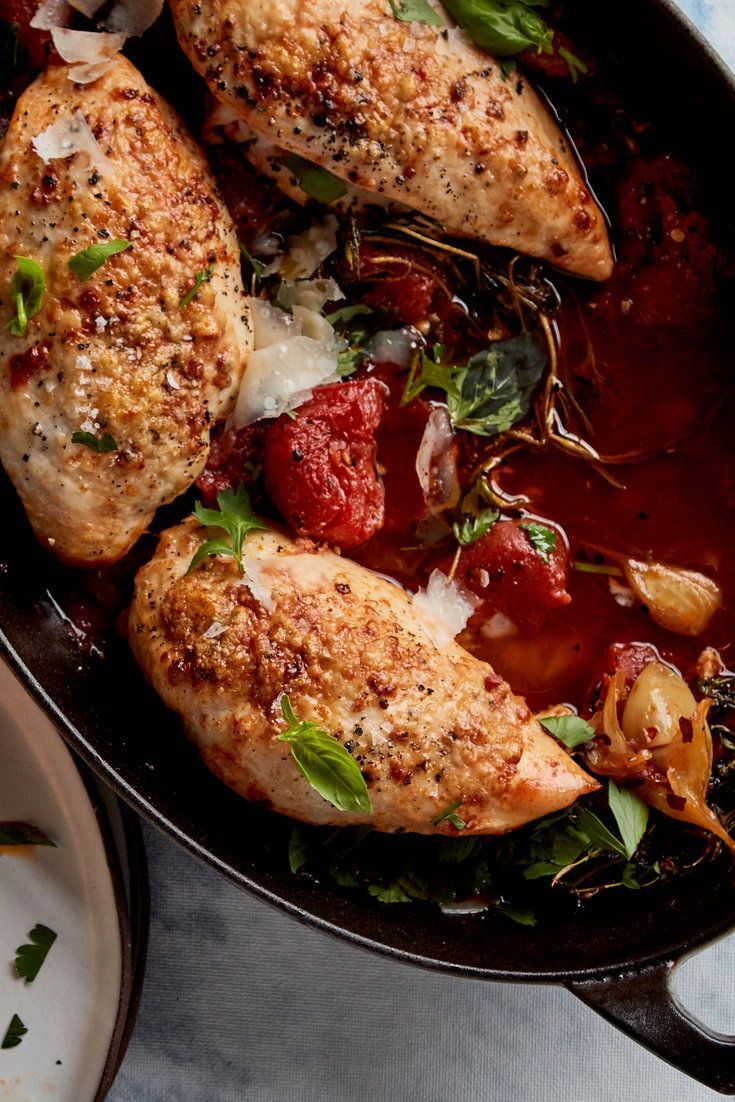 Nyt Cooking Think Of This As An Easy Version Of Chicken Parmesan