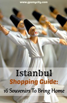 This Istanbul shopping guide shows you what to look for if you want to pick up something memorable and authentically Turkish to bring home.