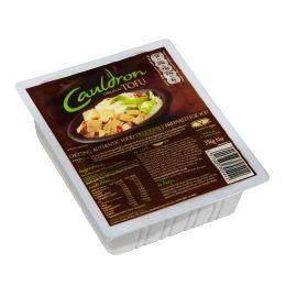 Pimiento relleno with tofu and quinoa