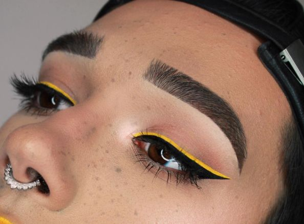 How To Do A Straight Brow If You Want To Ditch Your Arches For The Popular K-Beauty Look