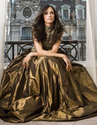 Famke Janssen...Elegance!!...