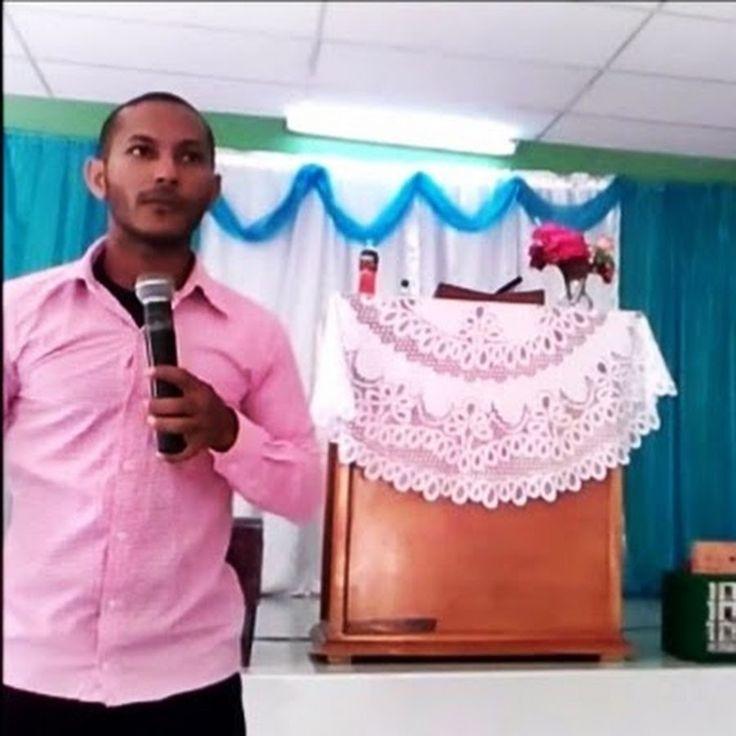 Ministrando en la Iglesia Dios es Amor