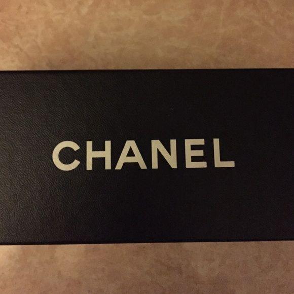Chanel sunglasses box authentic Chanel sunglasses box with Chanel sunglass sleeve CHANEL Accessories Sunglasses