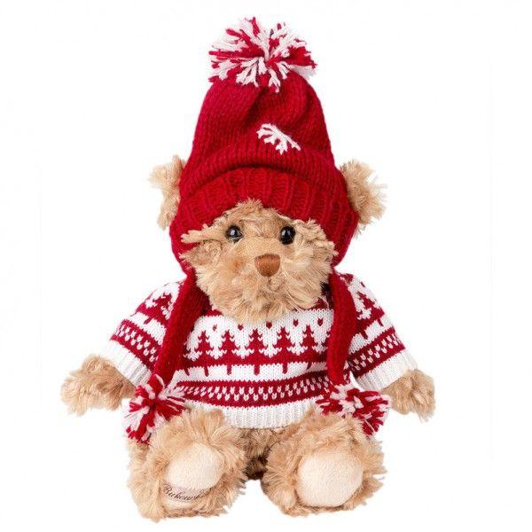 """Kuschliger Teddybär von Bukowski – der Plüschbär """"Lorenzo"""" bringt garantiert jede Kinderaugen zum Strahlen. Ideale Geschenkidee! Jetzt online bestellen und bequem liefern lassen."""