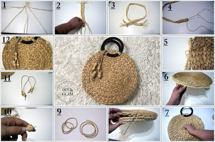 1051 best manualidades images on pinterest crochet tote - Manteles individuales ikea ...