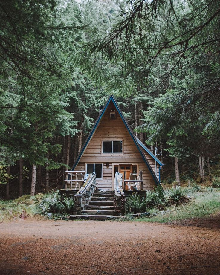 1000+ images about A-Frame on Pinterest | Camping cabins ...