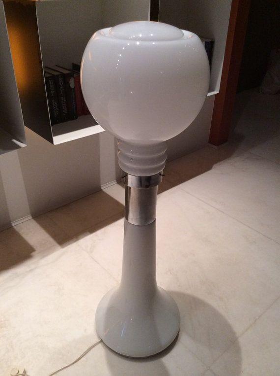 Murano glass floor lamp by Aldo Nason for Mazzega by GiammyArt