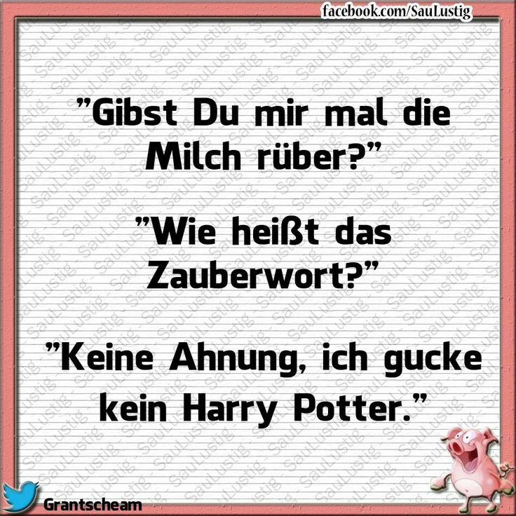 Zauberwort #HarryPotter #Kindermund