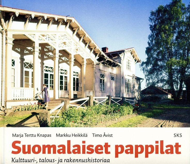suomalaiset pappilat SKS