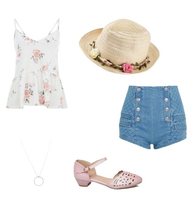 Spring Lookbook 2 by unicornlover1075 on Polyvore featuring polyvore, fashion, style, Pierre Balmain, Roberto Coin, Joe Browns and clothing