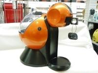 Cafetera Krups Dolce Gusto Metal Orange