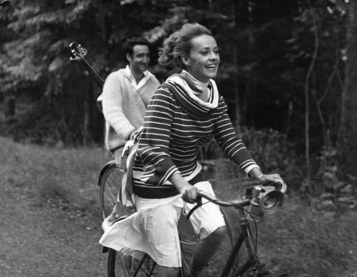 """François Truffaut's """"Jules et Jim"""""""