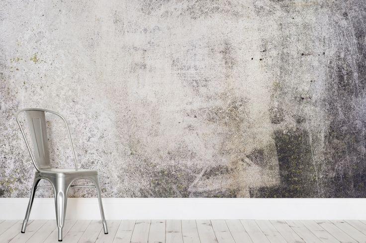 Rustic Render Wall Mural
