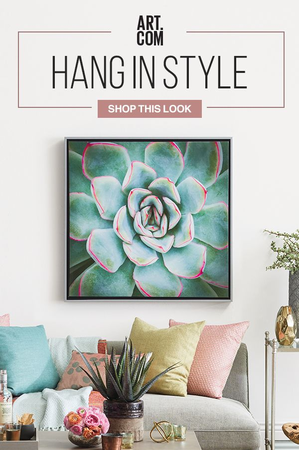 Plant a beautiful new look on your wall with these botanical prints. Create a gorgeous two dimensional garden with our wide variety of florals, ferns, and beyond. High quality printing brings them to life in such vivid colors that you�ll swear you can smell the roses.