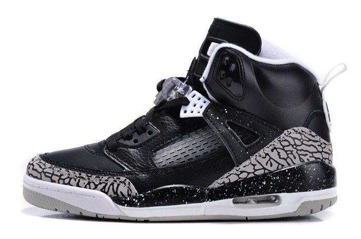 Black Nike Shoes Mens Air Jordan 3.5 Spizike Oreo Geay Hot, $87.76